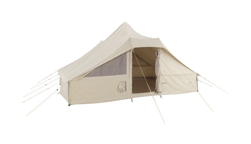 Nordisk Utgard 13.2 m² Tent Technical Cotton natural